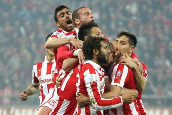 Olympiacos 2013 Champions