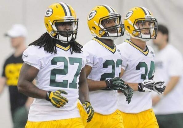 Packers Running Backs
