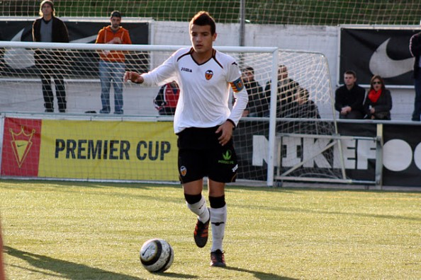 Pedro Chirivella e1370352787431 Transfer Rumors 2013   Liverpool Will Sign Pedro Chirivella