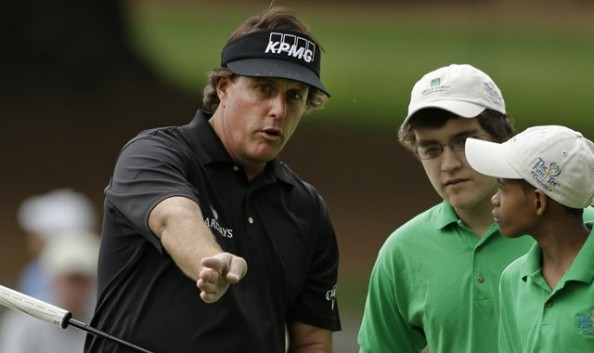 Phil Mickelson e1370508200659 10 Highest Paid Athletes in the World in 2013