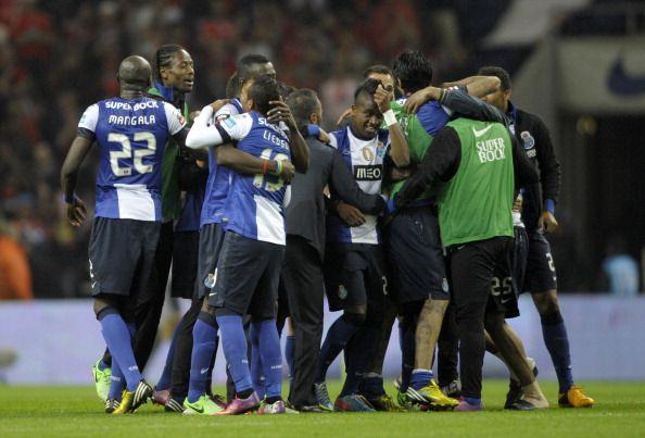 Porto 2013 Champions
