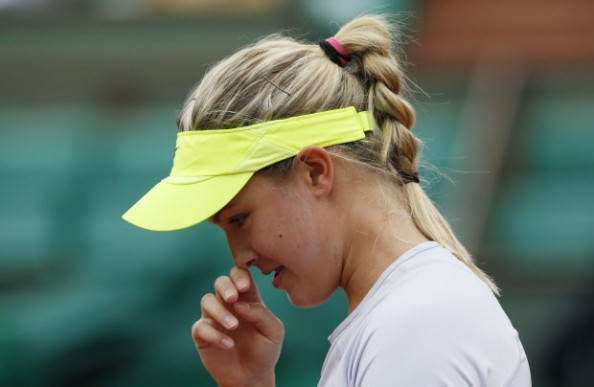 Bouchard French Open