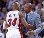 Ray Allen, Doc Rivers