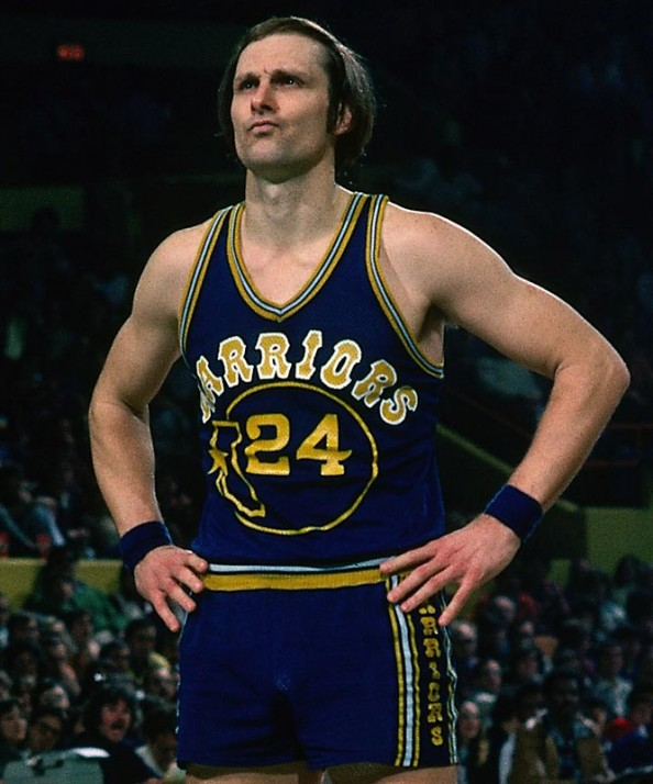 Rick Barry e1370438074977 Most Appearances in the NBA Finals