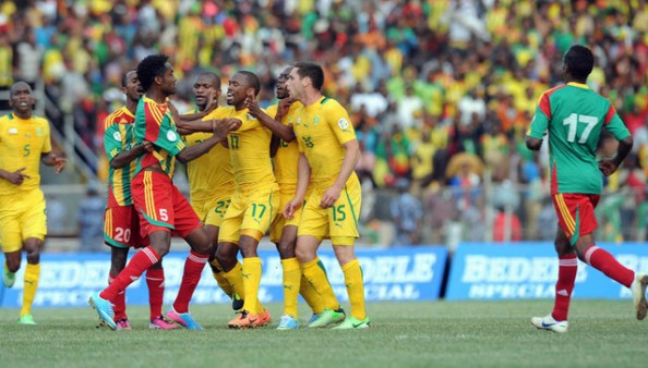 South Africa vs Ethiopia