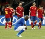 Spain Italy 4-0