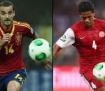 Spain vs Tahiti