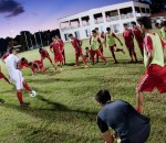 Tahiti Before Confederatinos Cup