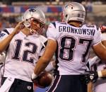 Tom Brady, Rob Gronkowski