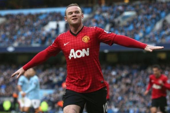 Wayne Rooney 2013