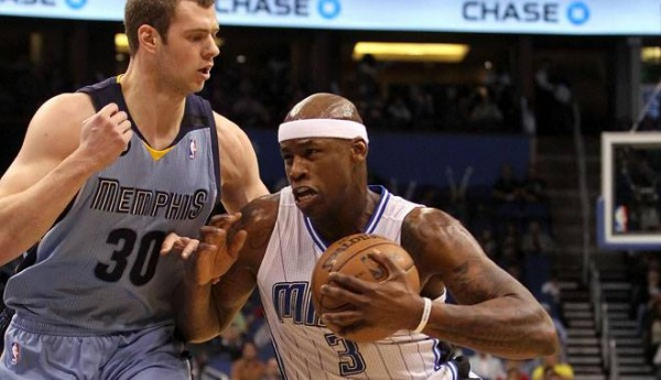 Al Harrington Magic e1375271441785 NBA Rumors   Los Angeles Clippers & Indiana Pacers Might Try & Sign Al Harrington