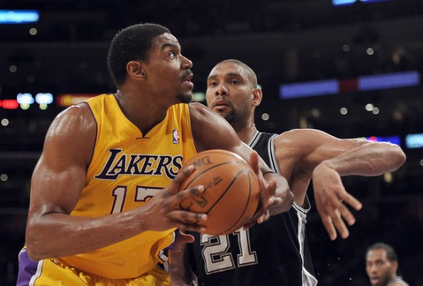 NBA Rumors   Miami Heat Interested in Signing Andrew Bynum