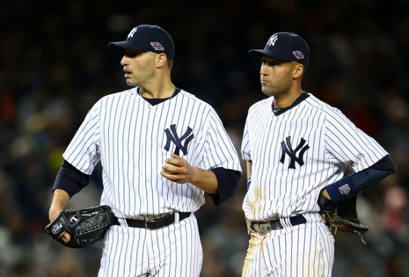 Andy Petitte Derek Jeter e1373971447766 10 Most Valuable Sports Teams in 2013