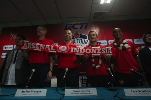 Arsenal in Indonesia