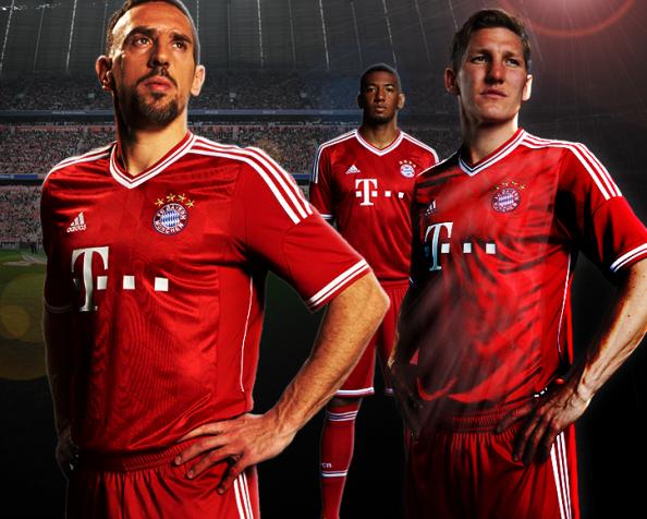 Bayern Munich 2014