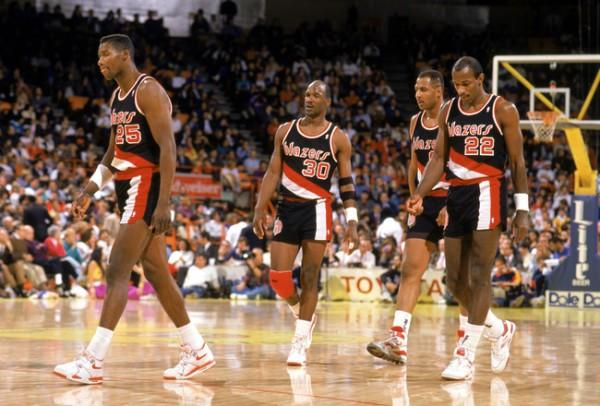 Blazers 90's