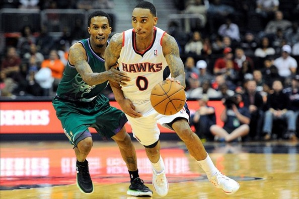 Brandon Jennings, Jeff Teague