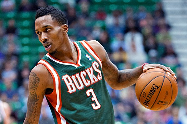 Brandon Jennings NBA Rumors   Milwaukee Bucks & Brandon Jennings Not Left With a Whole Lot of Options