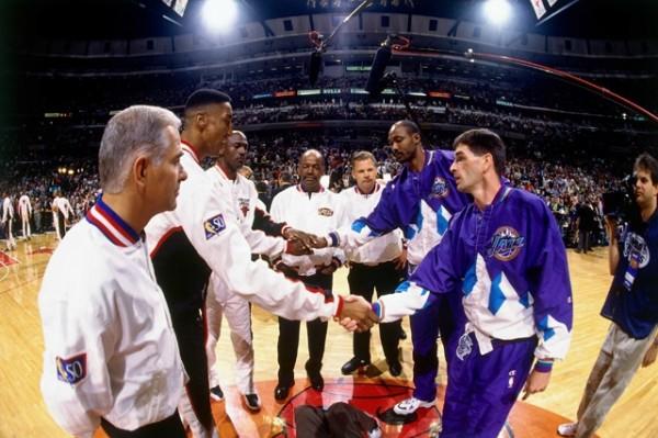 Bulls - Jazz Finals