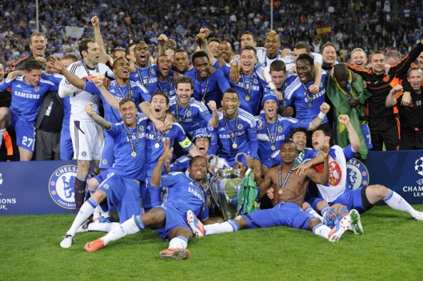 Chelsea European Champions e1374050456701 Best Champions League Teams In the Last Decade