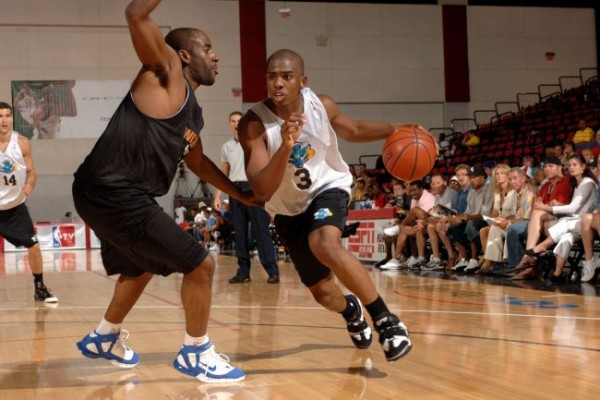 Chris Paul 2005 e1373459615111 NBA Stars During Their Summer League Days