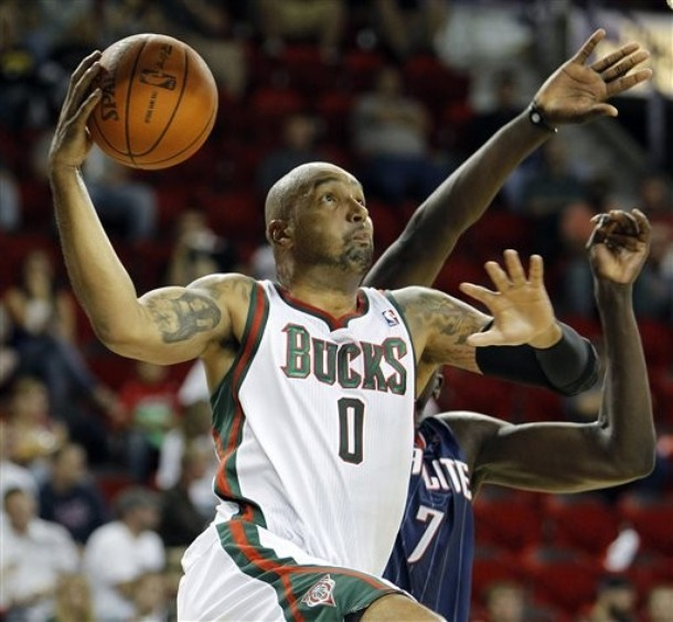 Drew Gooden NBA Rumors   Sacramento Kings Might Try and Sign Drew Gooden