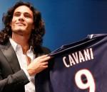 Edinson Cavani PSG