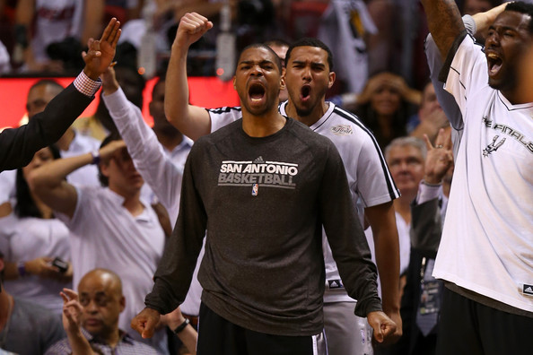 Gary Neal Spurs NBA Rumors   San Antonio Spurs Dont Know What to Do With Final Roster Spot