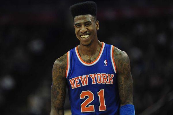 Iman Shumpert Knicks