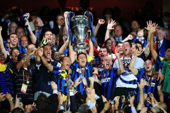 Inter European Champions 2010 e1374049306444 Best Champions League Teams In the Last Decade