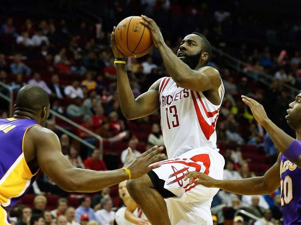 James Harden Rockets Houston Rockets   James Harden & Even Jeremy Lin Shouldnt Be Forgotten Because of Dwight Howard