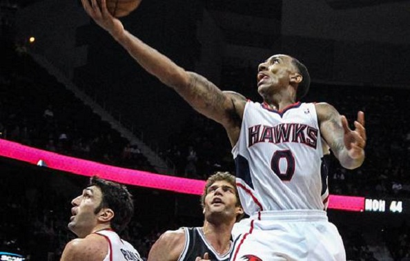 Jeff Teague Hawks NBA Rumors   Atlanta Hawks & Milwaukee Bucks Could Still Swap Jeff Teague & Brandon Jennings
