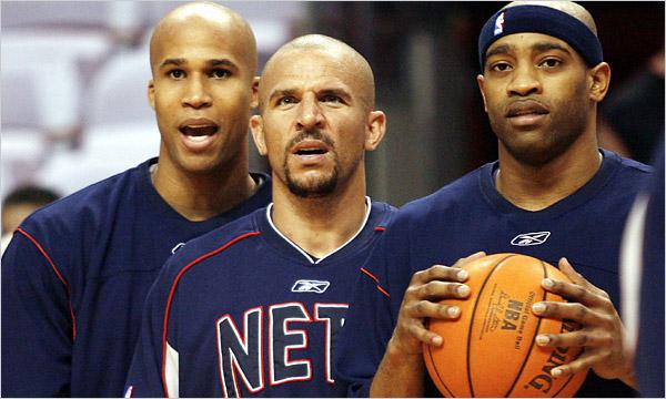 Jefferson, Kidd, Carter