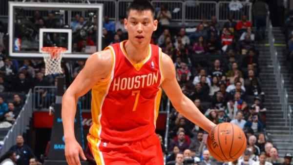 Jeremy Lin Dribbling