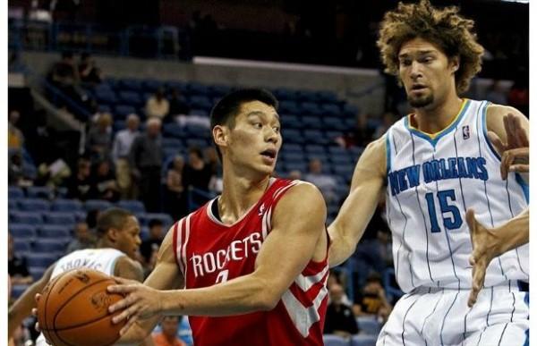Jeremy Lin vs Hornets