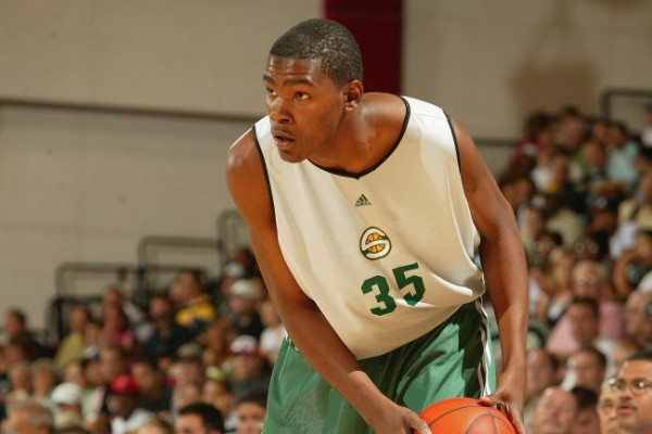 Kevin Durant 2007 e1373459703113 NBA Stars During Their Summer League Days