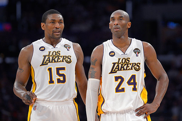 Lakers Don't Have a Small Forward