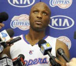 Lamar Odom Interview