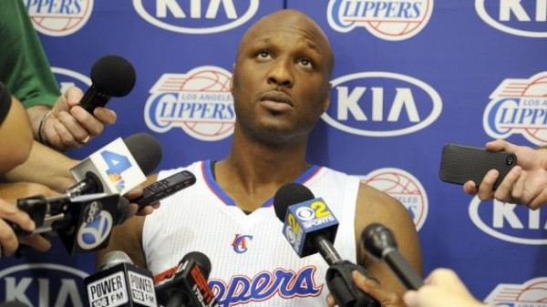 Lamar Odom Interview e1375013900672 NBA Rumors   Los Angeles Lakers Dont Want Lamar Odom But He Wants Them