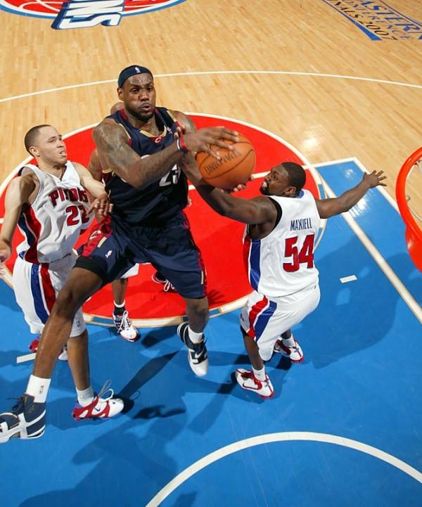 LeBron James 2007