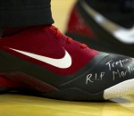LeBron James Trayvon Martin Shoes