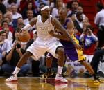 LeBron vs Bryant