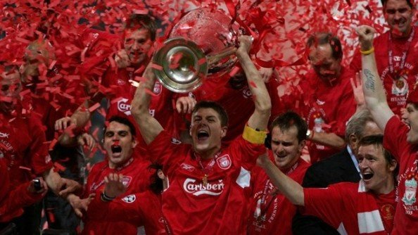 Liverpool European Champions e1374049515807 Best Champions League Teams In the Last Decade