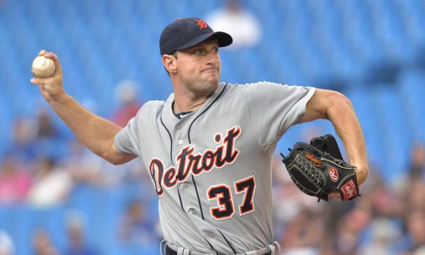 Max Scherzer Max Scherzer Isnt Stopping Anytime Soon (Tigers vs Blue Jays)