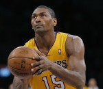Metta World Peace 2013