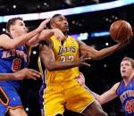 Metta World Peace vs Knicks