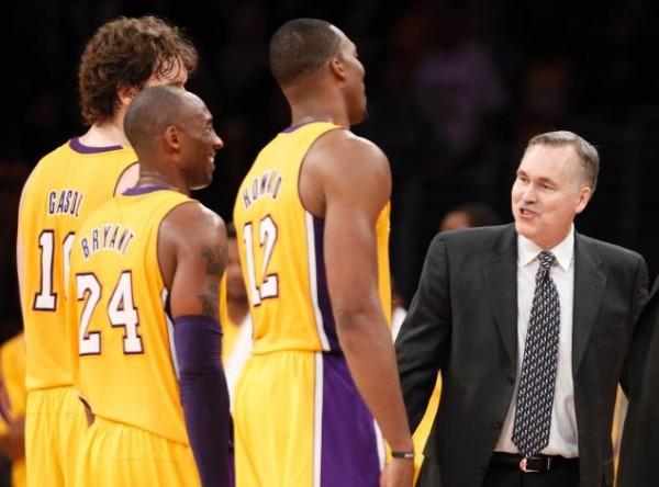 Mike D'Antoni Lakers