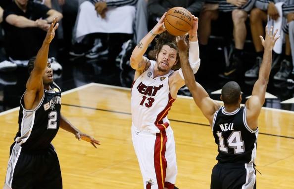 Mike Miller Heat