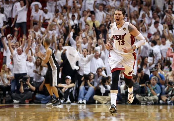 Mike Miller NBA Finals