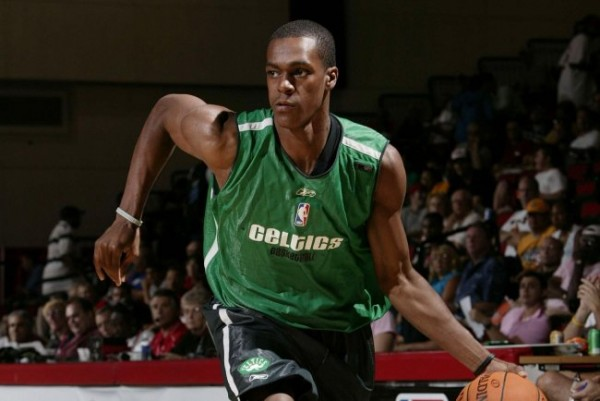 Rajon Rondo 2006 e1373460192639 NBA Stars During Their Summer League Days
